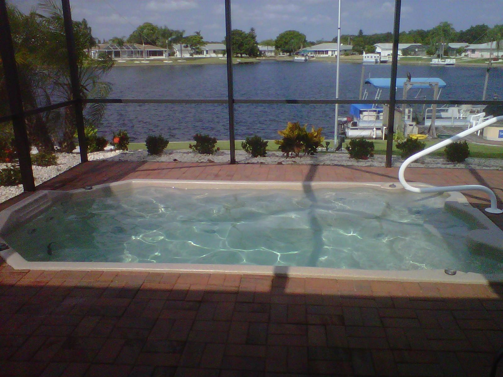 Successful Weight Loss Treatment Testimonial Swim Spa
